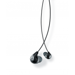 SHURE SE112 Earphones, GREY