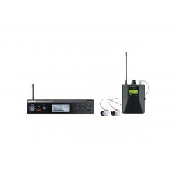 SHURE PSM300 Premium SE215 K3E
