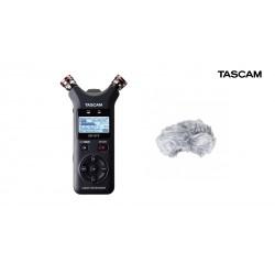 TASCAM DR-07X + WS-11 bundle