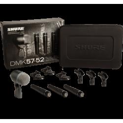 SHURE DMK57-52 DRUMKIT 4