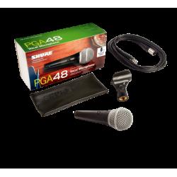 SHURE PGA48-XLR