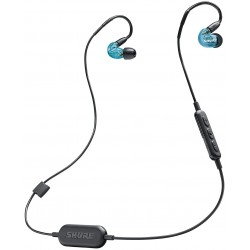 SHURE SE215 BT1 EARPHONE, BLUE